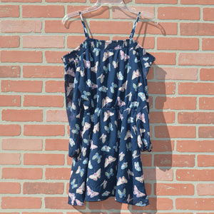 Children's Place cold shoulder dress size XXL - 16